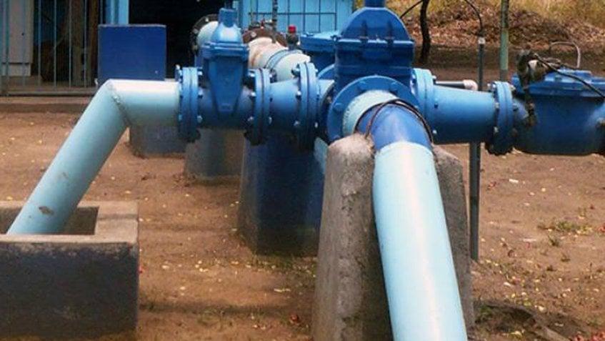 Tuberias de agua potable